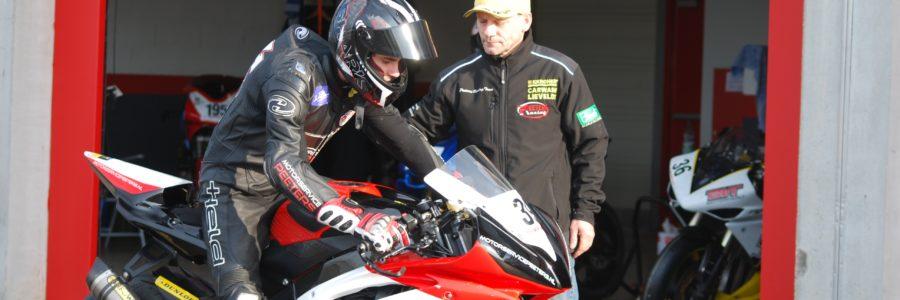 Voorjaarstraining Val de Vienne & tijdschema NK SuperCup600 race 1