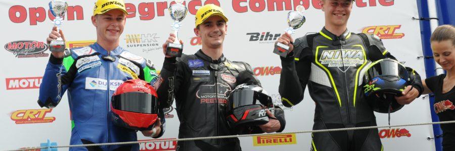 Winst voor Thijs tijdens vierde ONK SuperCup600