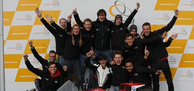 Europees kampioen MotoE 2018