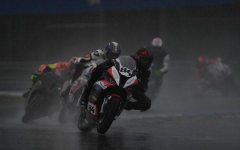 Een lastig weekend voor het Peeters racingteam